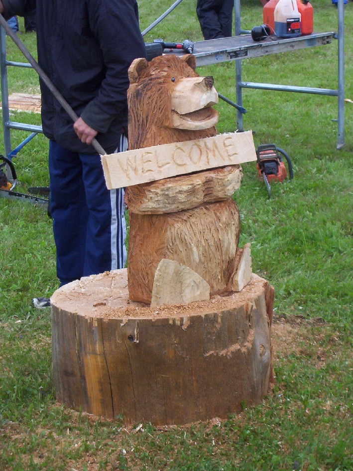 Nyal's quick carve complete.JPG