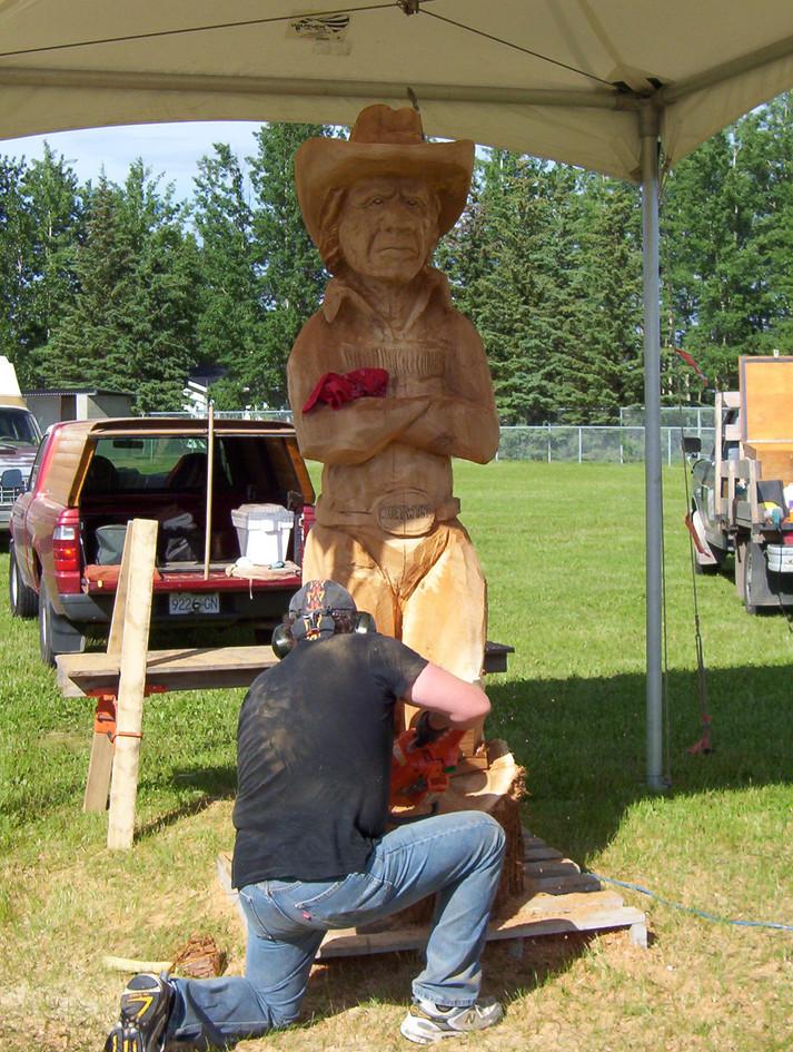 The cowboy gets a body.JPG