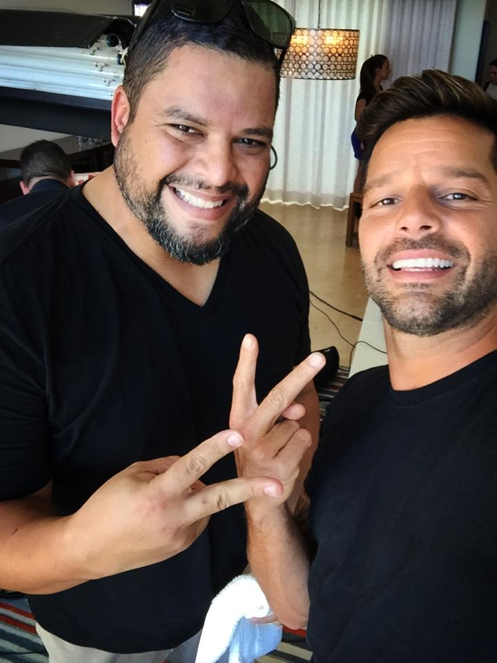Ricky Martin and Me