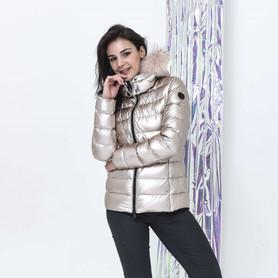doudoune-femme-argent-luxe-metallique (2