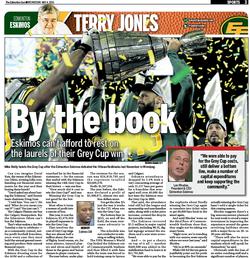 Edmonton Sun — Wednesday, May 4