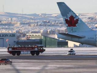 Passengers hurt on turbulent Air Canada flight not wearing seatbelts: report