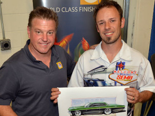 Chip Foose inspires youth at local Calgary event