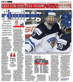Winnipeg Sun — Sunday, May 1