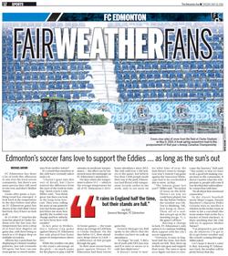 Edmonton Sun - Tuesday, May 10 2016