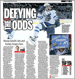 Winnipeg Sun — Tuesday, April 26