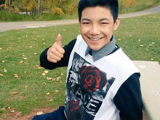 Calgary-born Philippines teen singing sensation Darren Espanto back in town