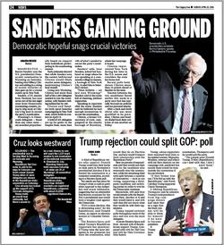 Calgary Sun — Sunday, April 10