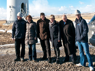 Pincher Creek investment important: Redford