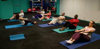 Group Hatha Yoga
