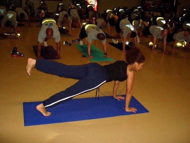Yoga FIT AID