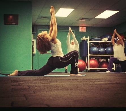 Yoga for Strength & Healing