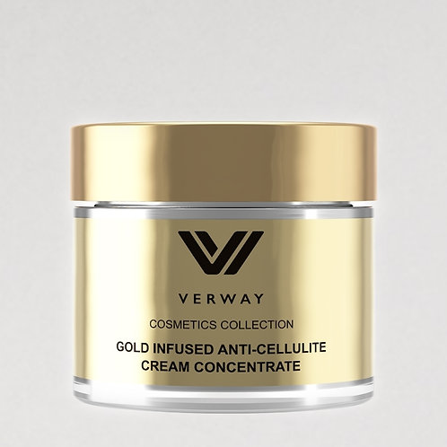 Verway Gold Infused Anti-Cellulite Cream Concentrate