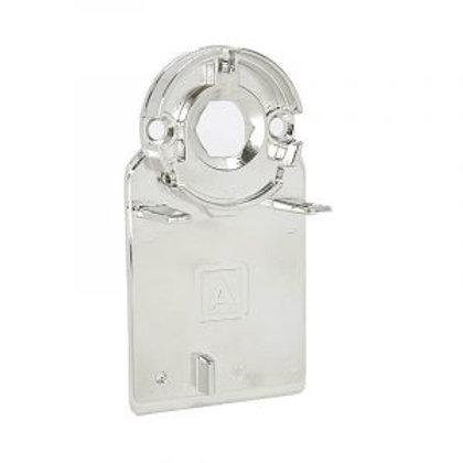 Montageplatte A Ovalzylinder