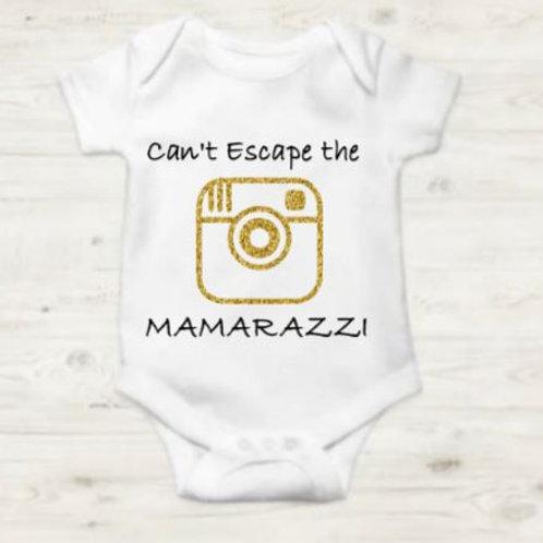 Can't Escape the MAMARAZZI