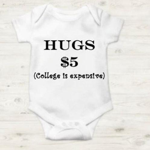 Hugs $5