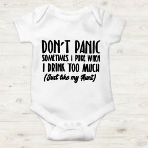 Don't Panic (Aunt)