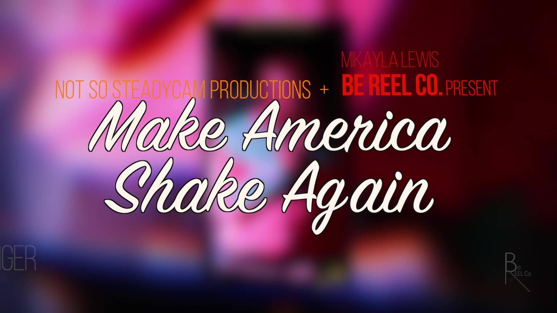 Black Diamond, Manuel +MORE: #MakeAmericaShakeAgain