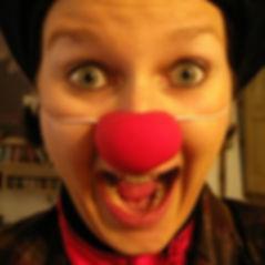 Atelier de clown