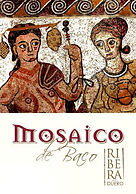 Mosaico de Baco Joven