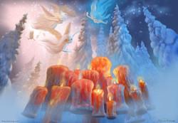Summoning the Angels