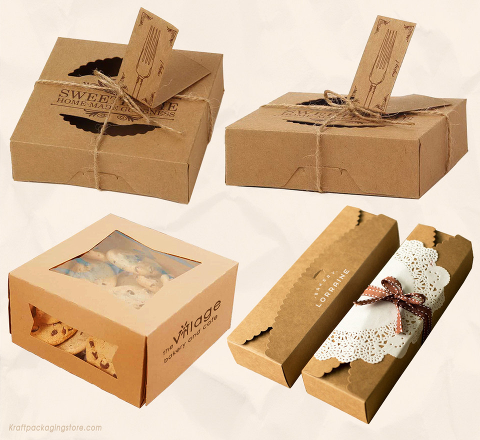 Kraft biscuit cookies boxes