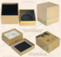 2 types of custom rigid shoulder neck gift boxes
