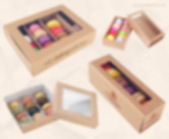 Kraft Boxes for macarons.jpg