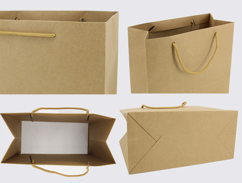 Kraft Brown paper gift bags