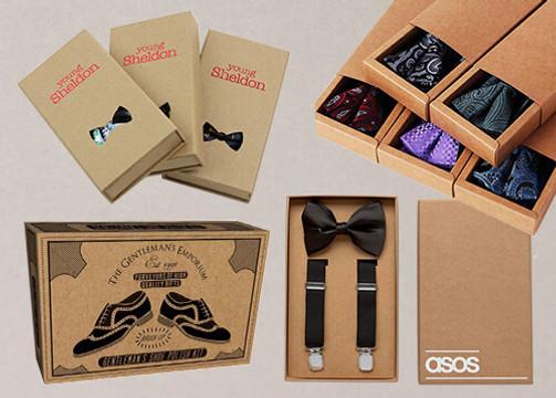 Kraft tie boxes shoe box.jpg
