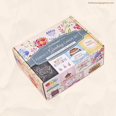 Bespoke printed mailing box