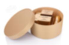 Tube Kraft boxes packaging