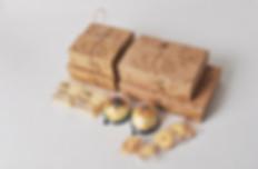 Personalized Kraft paper food packaging