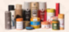 custom paperboard cosmetic tubes packaging