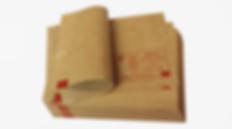 kraft paper swatches