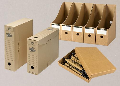 Kraft stationery boxes.jpg