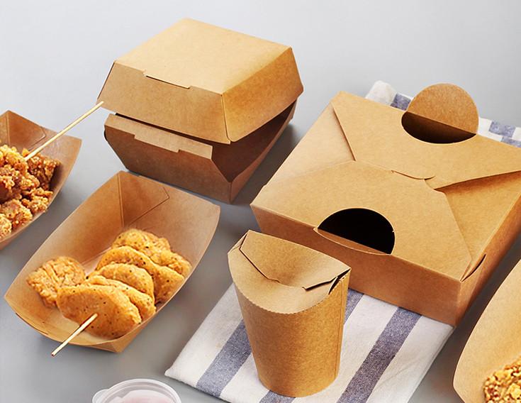 Food grade Kraft paper for food packaging