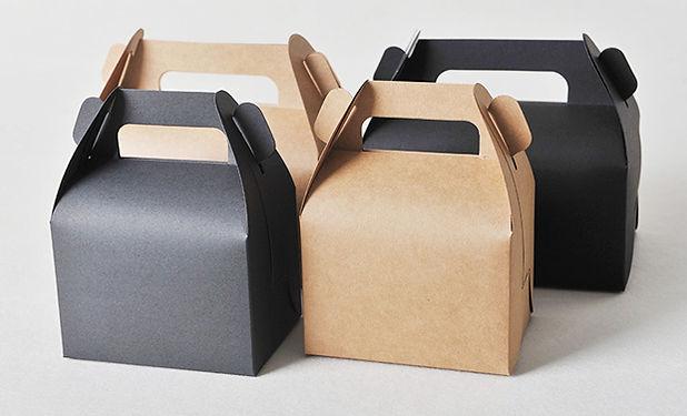 brown and black gable boxes bulk sale