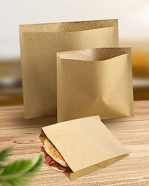 Greaseproof biscuit pancake baking food bags