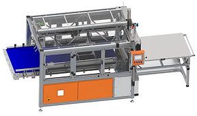 Batch maker & Table for Semi Auto bagger