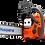 "Thumbnail: HUSQVARNA 450 E-SERIES CHAINSAW 18"" W/ POWER BOX"