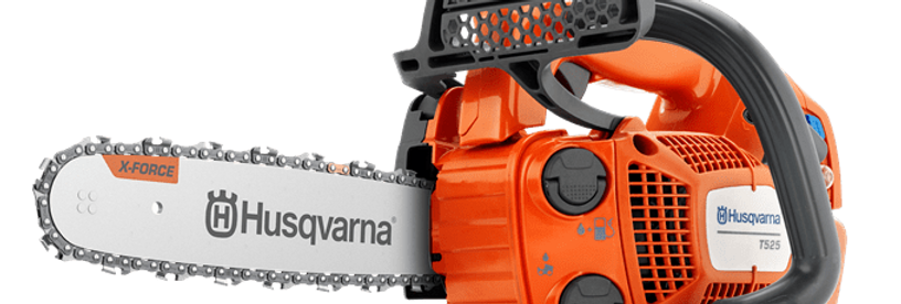 "HUSQVARNA T525 12"" TOPHANDLE CHAINSAW"