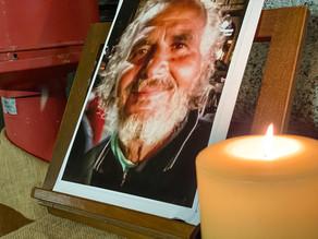 Preghiera in ricordo di Mohsen, amico di strada