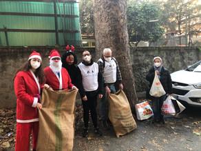 A Pegli e a Voltri si prepara il Natale per tutti!