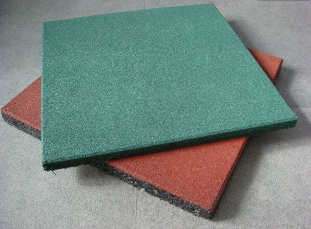 Rubber Tiles - SIP Rubber Indonesia