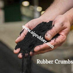 Rubber Crumbs www.siprubber