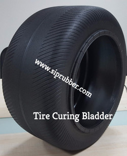 tire curing bladder - SIP Rubber