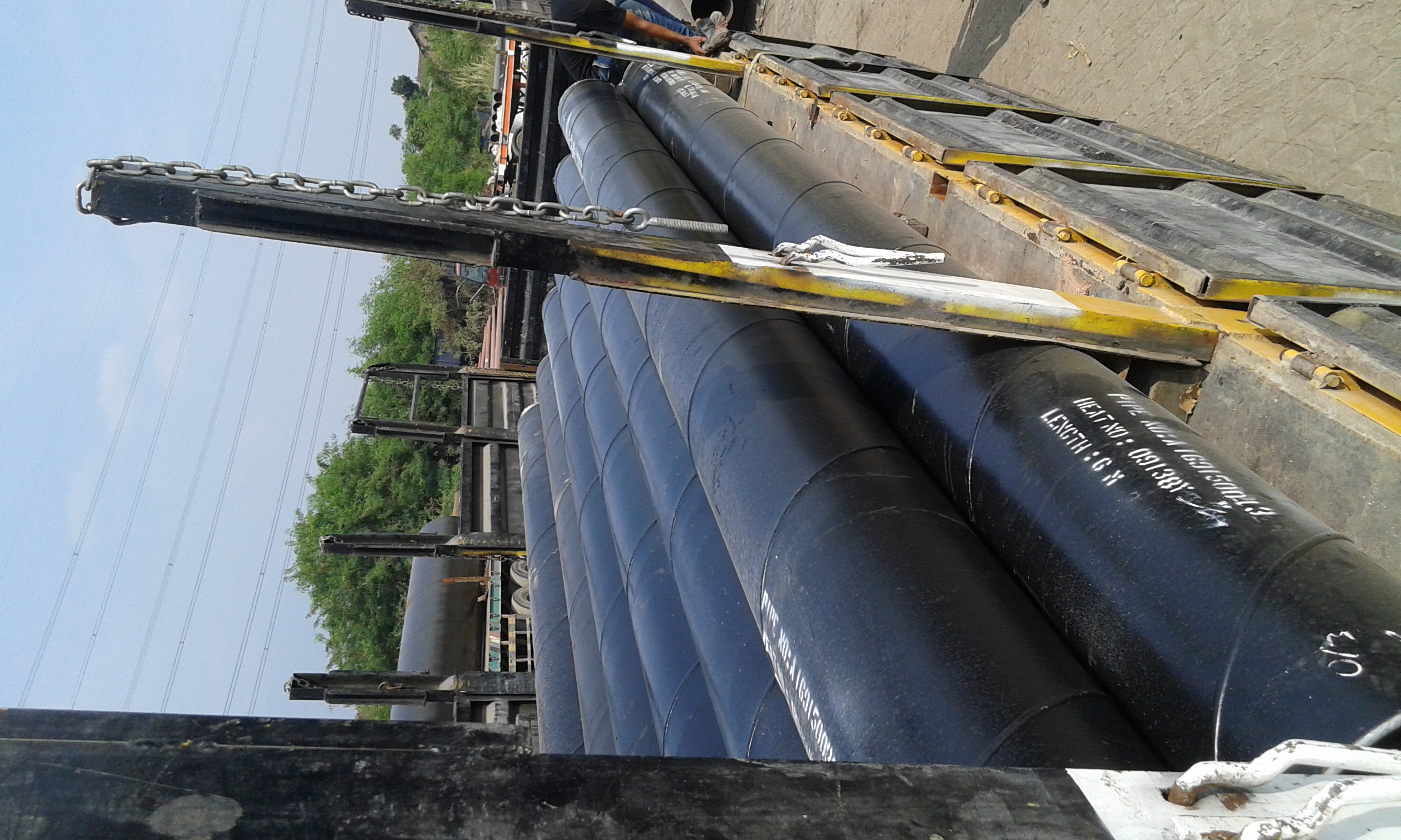 General Trading Pipe 2 - SIP Rubber Indonesia
