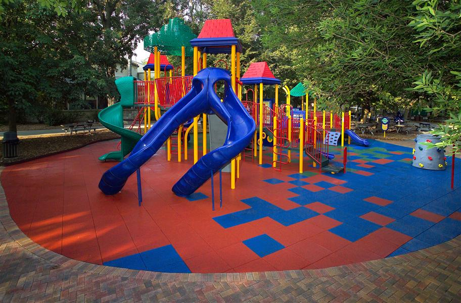 Rubber Tiles Playground - SIP Rubber Indonesia