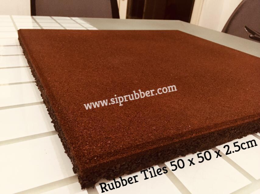 Rubber Tiles 2